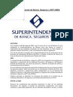 Superintendencia de banca y seguros