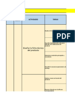 Matriz de Riesgos - METACOL