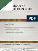 El Estado de Derecho en Chile 1