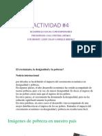 ACTIVIDAD 4 Desarrollo Contemporaneo