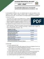 Bases Convocatoria Cas 001-2019-Mpj