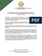 PLEB PMT NCR NARRATIVE REPORT.docx