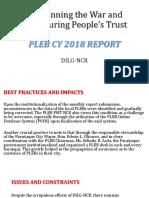 Pleb Pmt Ncr Narrative Report