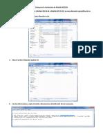 Guía para la instalación de Matlab R2012b