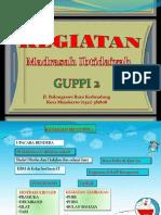 Presentasi ttg MI GUPPI 2 Mojokerto