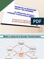planeacion educacion