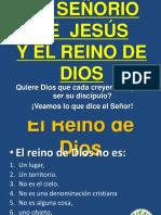 El Señorio de Jesús y El Reino de Dios, 18 Presentaciones