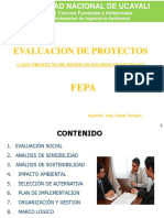 Informe Economico y Social Ucayali