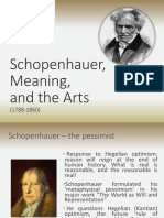 4) Schopenahuer The Meaning of Life.pptx