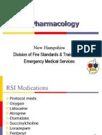 Rsi Pharmacology