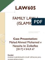 Case Pr (Talak) - Mahad Ahmed Mohamed.pptx