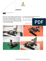 DIY Arduino Drawing Machine