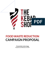 the kebab shop campaign