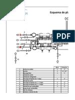 Esquema de Plaqueo U-77563(2323)