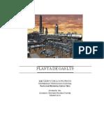 Planta de Gas-Sistema de Medición