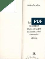 Revoluciones Sin Cambios Revolucionarios