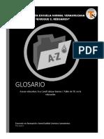 Glosario de Informatica.