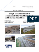 FHWA-NHI-10-024 Design & Construction of MSE Walls and Reinforced Soil Slopes - Volume I