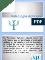 Psicología-Aplicada