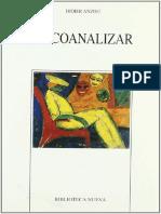 Psicoanalizar [Didier Anzieu].pdf