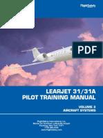 LEARJET 31A PILOT TRAINING MANUAL VOLUME 2.pdf