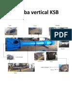 Bomba Vertical KSB