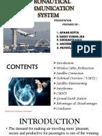 Aeronautical Communication 2