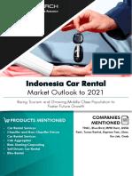 market rental in indonesia