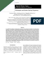 pspsd Haemorrhagic Strokes in Pregnancy and Puerperium 1