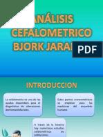 Analisis Cefalomentrico Bjork Jarabak