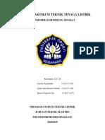 Laporan Praktikum TTL - Transformator Hubung Singkat.docx