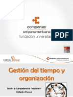 Gestion y Organizacion Del Tiempo Virtual