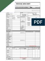 PDS Sample