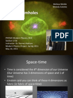 2011-Wormholes.ppt