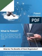 Online Patent Registration in India - Registrationwala