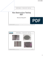 2 NDT Basics Penetrant Testing
