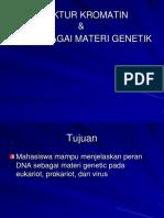 4. DNA Materi Genetik - Dr.andriani, M.biomed