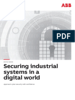 Securing Industrial Systems in a Digital World
