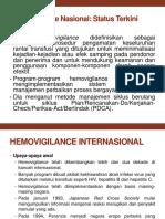 Hemo Vigilance