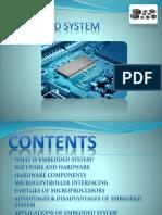 Embedded System PPT