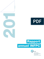 INFPC - Rapport Annuel 2018