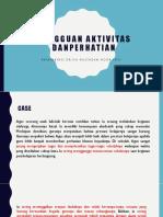 Presentasi DT F9 ADHD