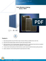 Solar Power Modulteq