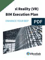 Virtual Reality BIM Execution Plans