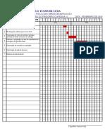 Cronograma Físico de Obras - Frigorifico Itamuri -2