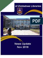 UZ Libraries News Update Series
