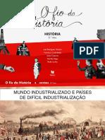 Mundo Industrializado e Países de Difícil Industrialização (4)