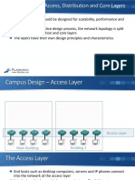 22 02 Campus Design Access Distribution and Core Layers
