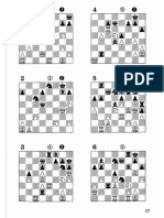 Exercices Tactiques Fourchettes de Cavaliers Blokh ( n°1 à 63 )