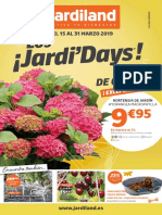 ¡Jardi'Days en Jardiland Lleida!